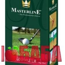 Травосмесь газонных трав Гольфмастер (GolfMaster) серии Мастерлайн