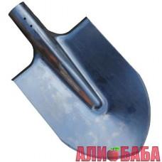 Лопата штыковая нержавейка (без черенка)