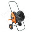 Тележка для шланга (с колёсами) Orange (60м-1/2). № 3501