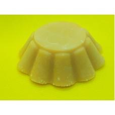 Мыло натуральное с соком лимона из козьего масла и молока