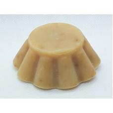 Мыло натуральное с маслом шалфея из козьего масла и молока