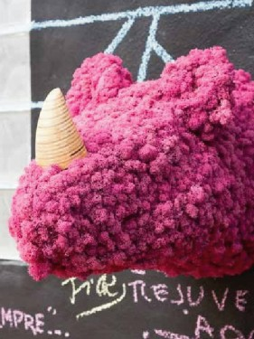 стабилизированный мох розовый